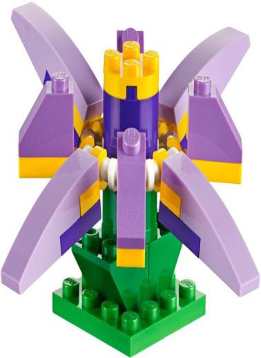 Lego Lego Classic Creative Brick Box 10696 Renkli